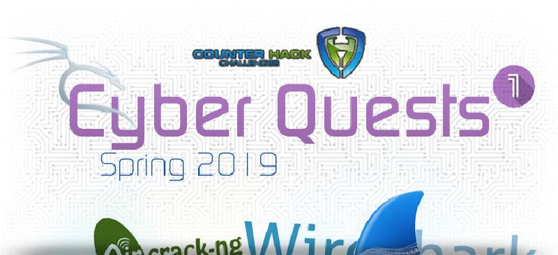 Featured image of post Cyber Quests Spring 2019 | write-up [1]