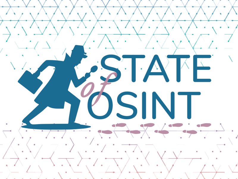 Featured image of post STATE of OSINT